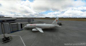 [Sukhoi SSJ 100] Aeroasia Livery for Microsoft Flight Simulator 2020