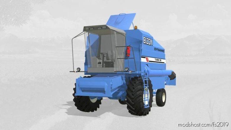 Bizon Z165/115 for Farming Simulator 19