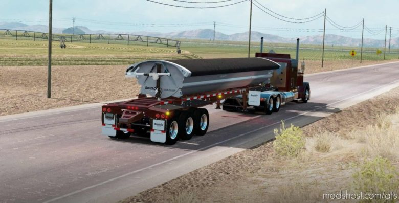 Ownable Smithco Sidedump [1.41] for American Truck Simulator