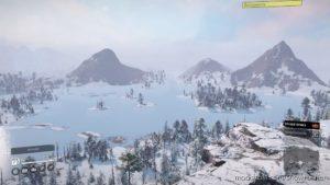 Warm Lake for SnowRunner