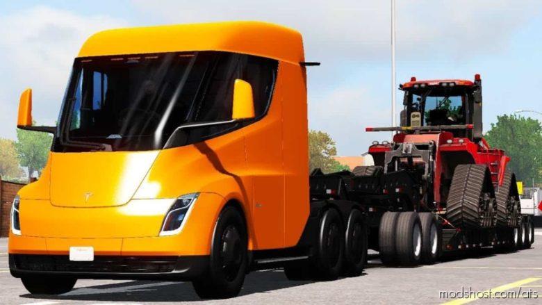 Tesla Semi Truck 2019 for American Truck Simulator