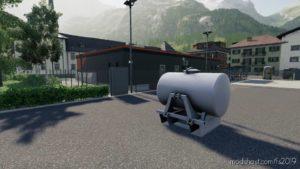 Water Tonne Version for Farming Simulator 19