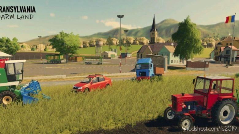 Transylvania Map for Farming Simulator 19