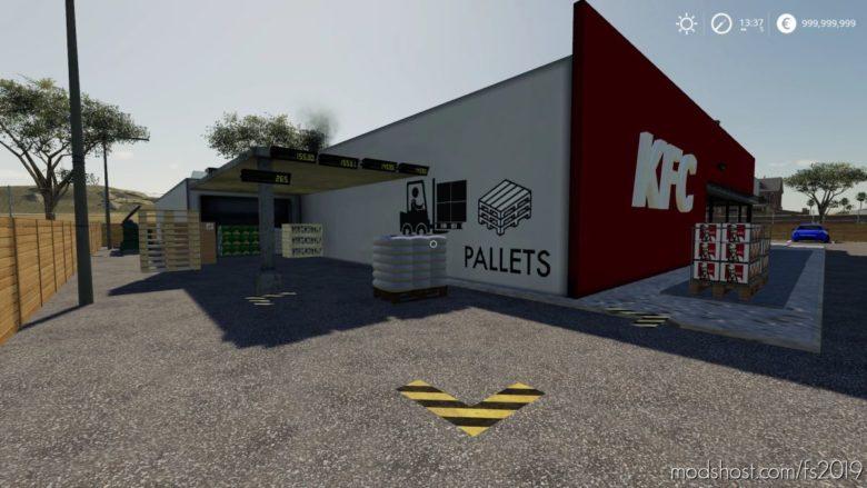 Nuggets Factory for Farming Simulator 19