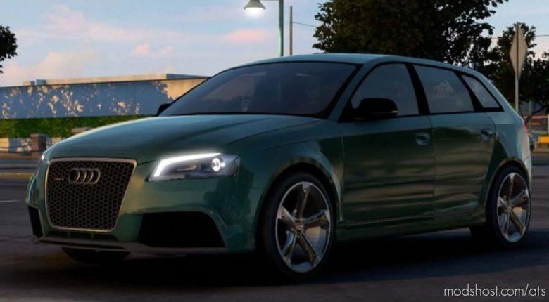 Audi RS3 Sportback 2011 8P V1.31 [1.41] for American Truck Simulator