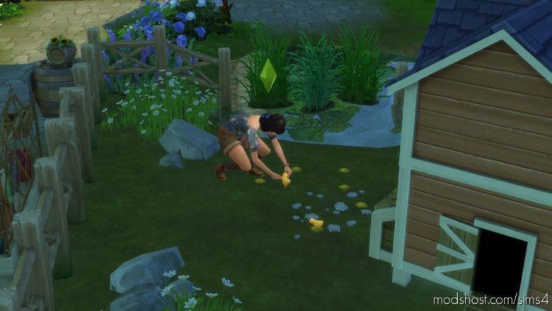 Animal Lifespan Tuning for The Sims 4