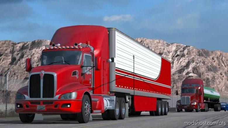 Kenworth T660 Truck [1.40] for American Truck Simulator