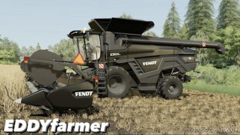 Acgo Fendt Idéal 8T-9T for Farming Simulator 19