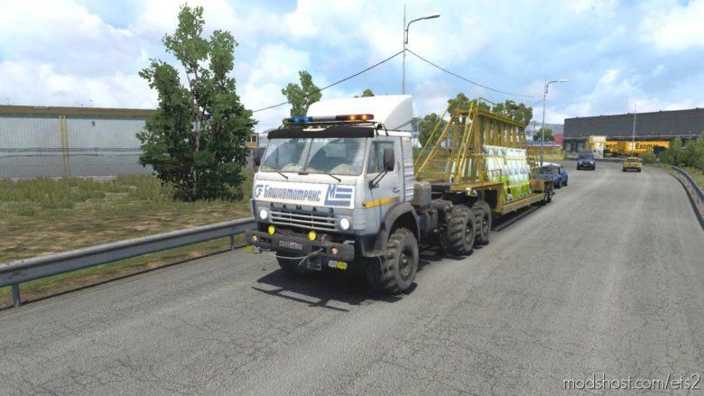 Kamaz 4310 [1.41.X] for Euro Truck Simulator 2