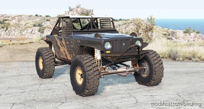 Ibishu Hopper Full-Time 4WD V1.2 for BeamNG.drive