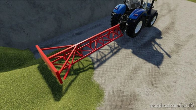 Silo Leveler for Farming Simulator 19