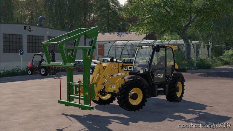 BIG Bale Grab for Farming Simulator 19