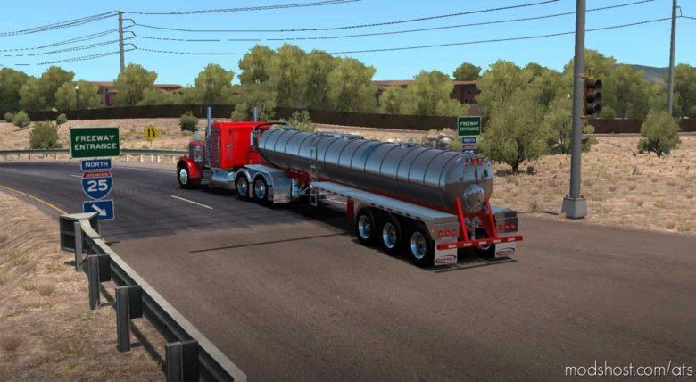 Ownable Durahaul Water Tanker [1.41] for American Truck Simulator