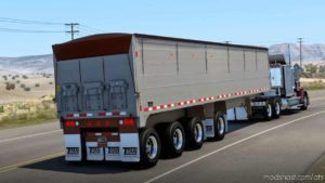 Ownable Titan Thin Wall END Dump [1.41] for American Truck Simulator