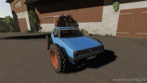 Volkswagen Monster Golf for Farming Simulator 19