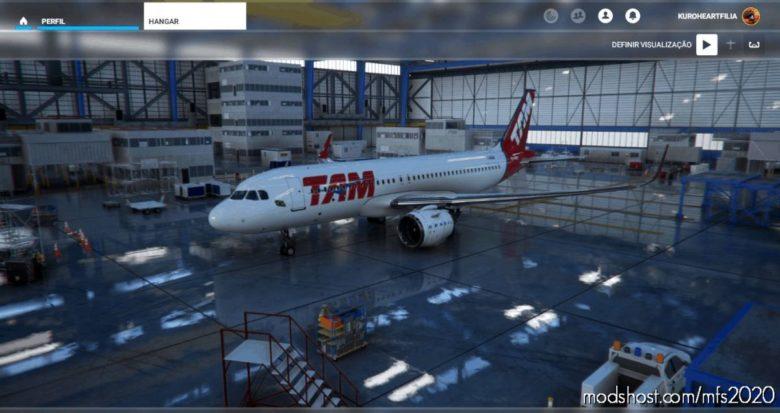 [A32NX] TAM for Microsoft Flight Simulator 2020