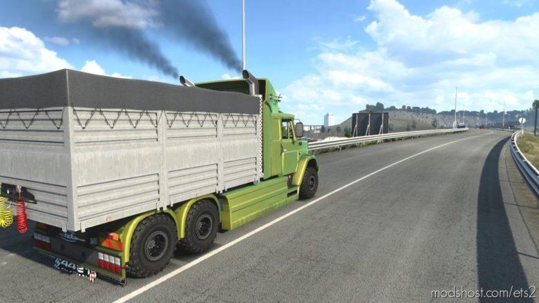 ZIL 4421 Light Tuning [1.41.X] for Euro Truck Simulator 2