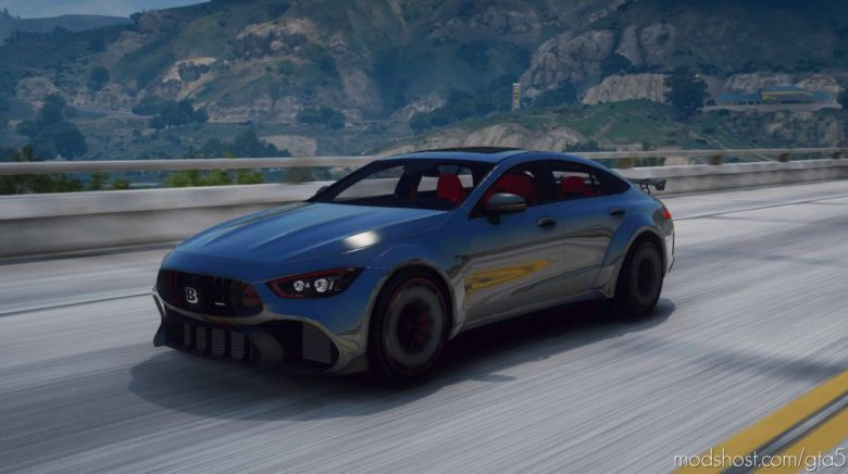 Brabus Rocket 900 for Grand Theft Auto V