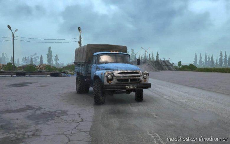 Default Plus for MudRunner