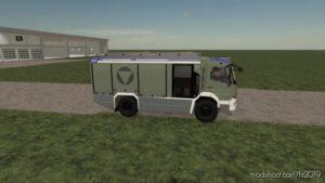 Rosenbauer AT2020 Bundesherr V2.0 for Farming Simulator 19
