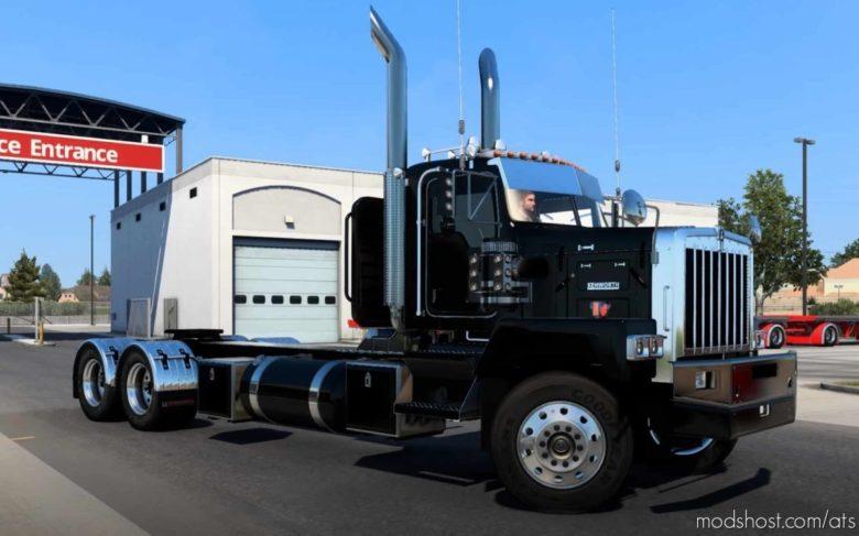 Custom Kenworth C500 Truck [1.41] for American Truck Simulator
