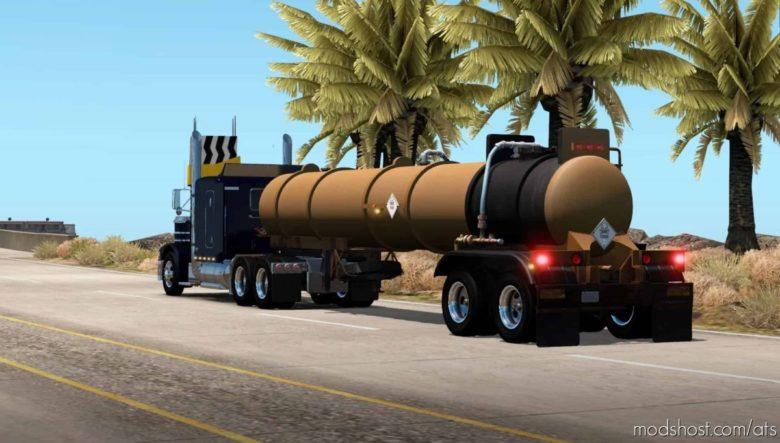 Ownable Lubbock Tanker [1.41] for American Truck Simulator