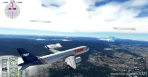 [A32NX] Tam-Old V1.5 for Microsoft Flight Simulator 2020