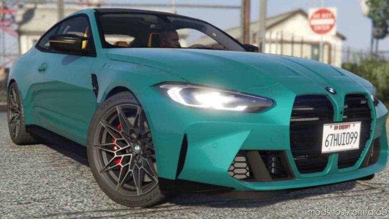 2022 BMW M4 Competition V1.1 for Grand Theft Auto V
