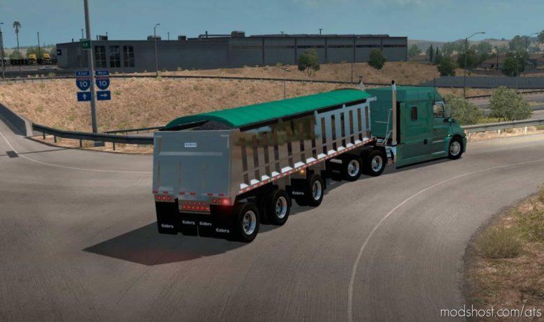 Ownable Cobra Triaxle Dump [1.41] for American Truck Simulator
