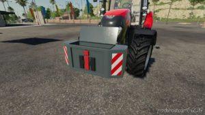 IHC Weight Selfmade for Farming Simulator 19