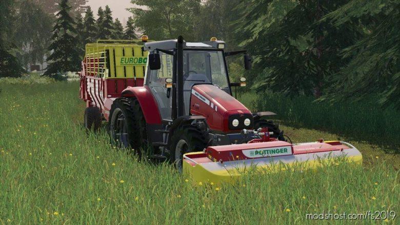 Massey Ferguson 5400 Series for Farming Simulator 19