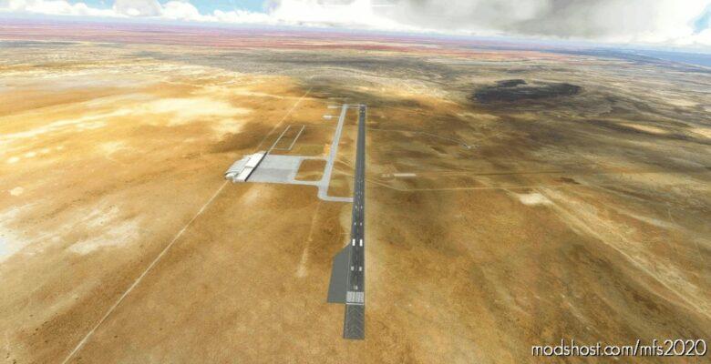 Gqno – Nouakchott Intl Airport V0.2.1 for Microsoft Flight Simulator 2020