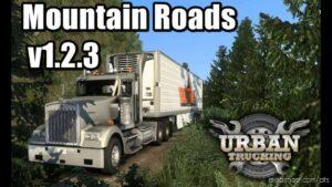 Mountain Roads V1.2.3 for American Truck Simulator