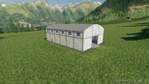 Granger Silo And Sheds V1.1 for Farming Simulator 19