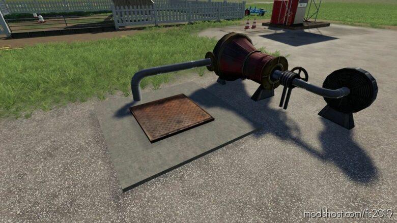 Water Equipment (Prefab) for Farming Simulator 19
