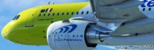 [A32NX] Mistral AIR Ei-Elz 8K V1.1 for Microsoft Flight Simulator 2020