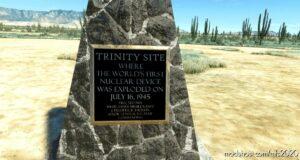 Trinity Nuclear Test Site for Microsoft Flight Simulator 2020