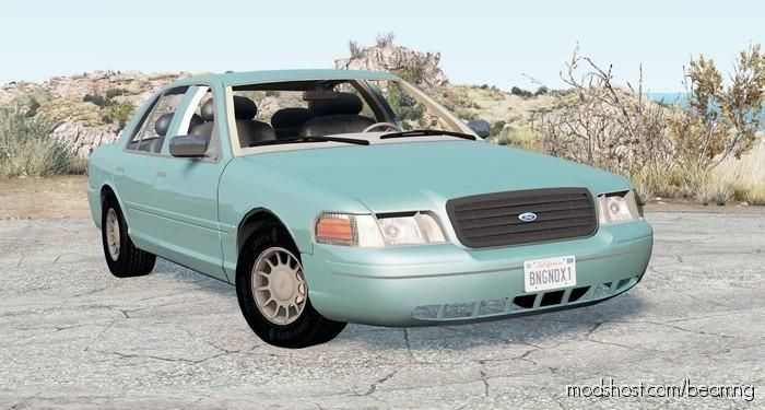 Ford Crown Victoria 2000 for BeamNG.drive