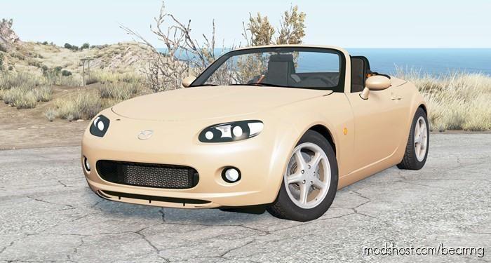 Mazda MX-5 Roadster (NC1) 2005 for BeamNG.drive