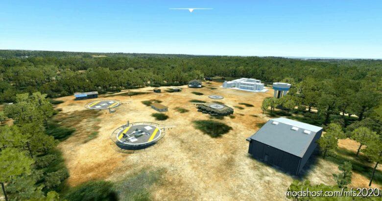 Helicopter Mansion Faro, Portugal for Microsoft Flight Simulator 2020