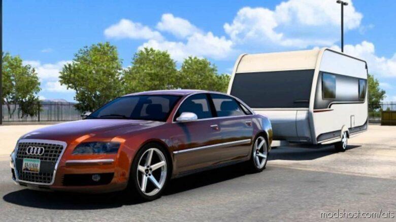 Audi A8 D3 V4 [1.41] for American Truck Simulator