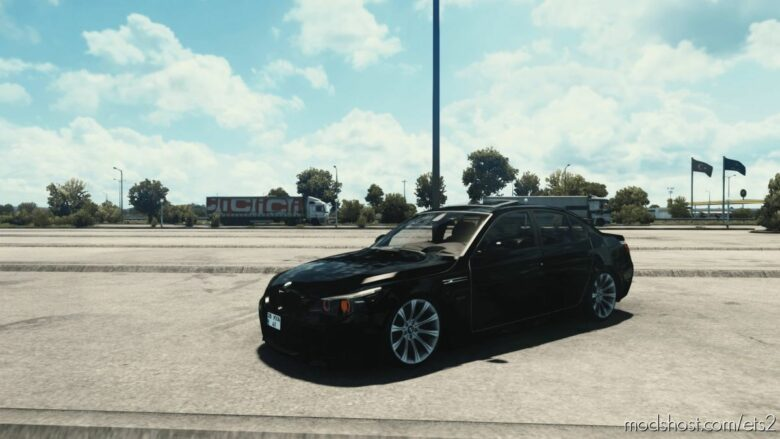 BMW M5 E60 FIX [1.41.X] for Euro Truck Simulator 2