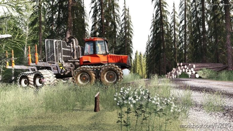Komatsu Loadflex for Farming Simulator 19