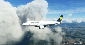 Lufthansa FBW A32NX (D-Aiia) – 10K V1.1 for Microsoft Flight Simulator 2020
