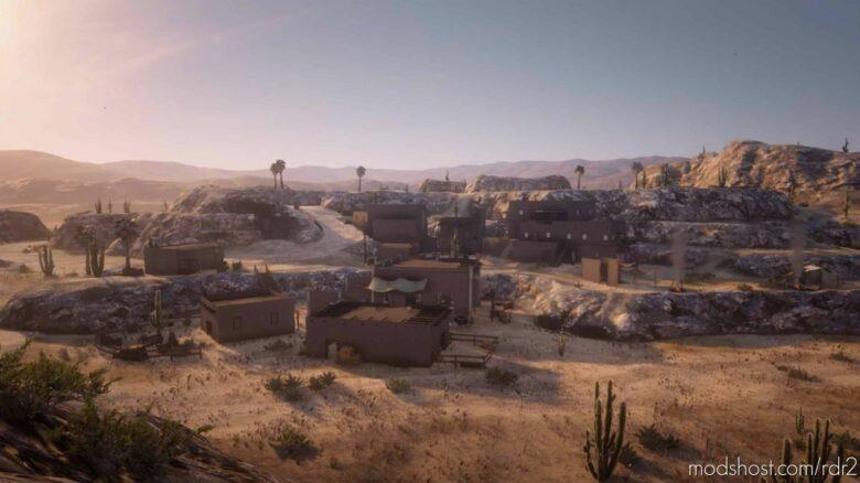 Escalera (Mexico) for Red Dead Redemption 2
