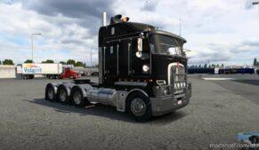 Rta-Mods Kenworth K200 V14 (BSA Revision) [1.40 – 1.41] for American Truck Simulator