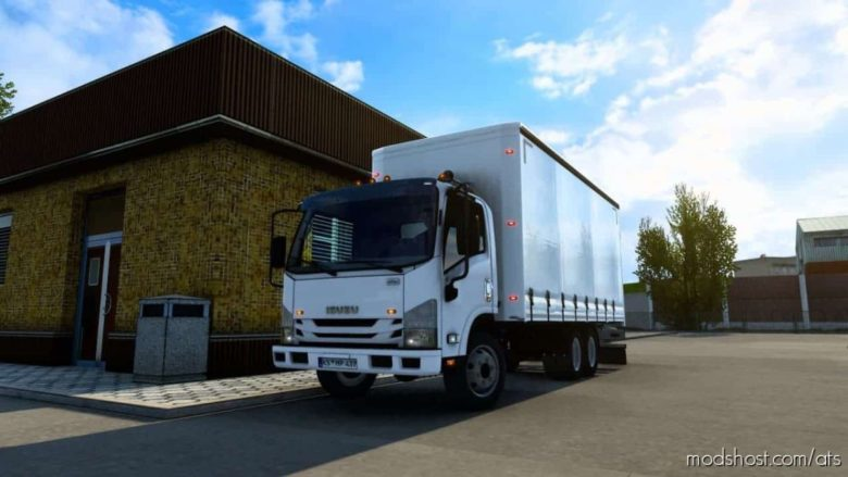 Isuzu NPR 2018 Truck V2 | FIX for American Truck Simulator