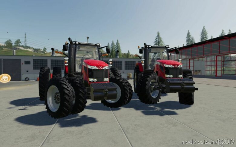 Agco DT – Massey Ferguson 8700 US Series for Farming Simulator 19