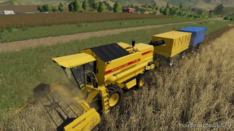 Patoz Chopper Pack for Farming Simulator 19