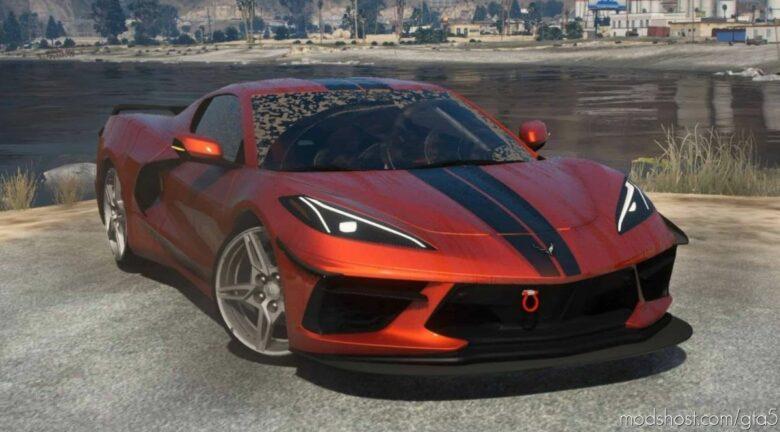 2020 Chevrolet Corvette Stingray for Grand Theft Auto V